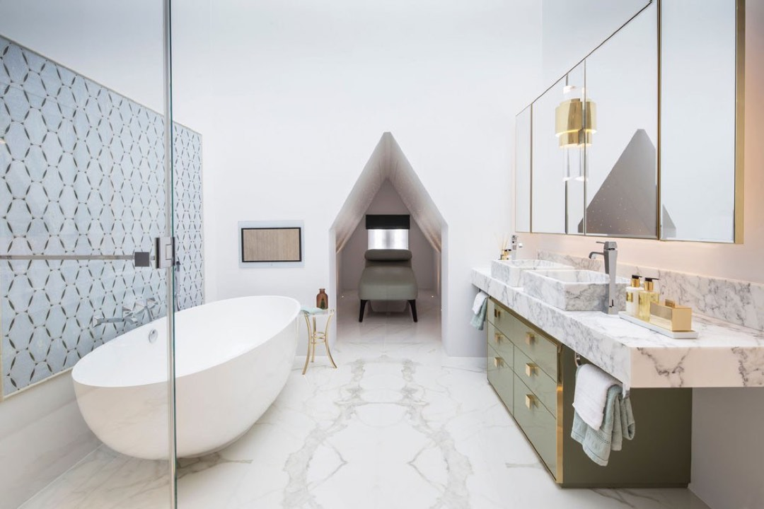7 Bathroom design tips your plumber wants you to know