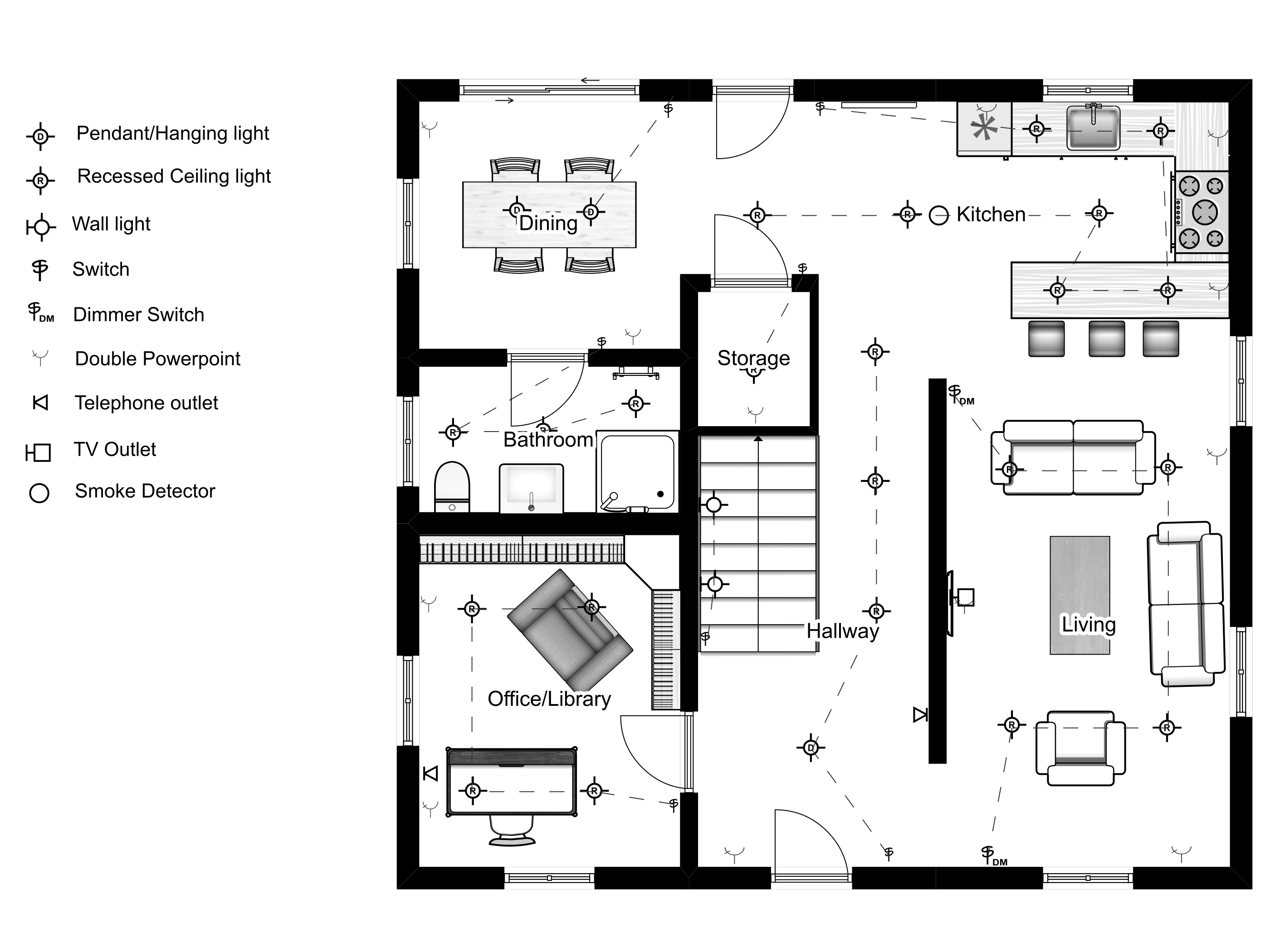 What is space planning and how to create a space plan for Office space floor plan creator