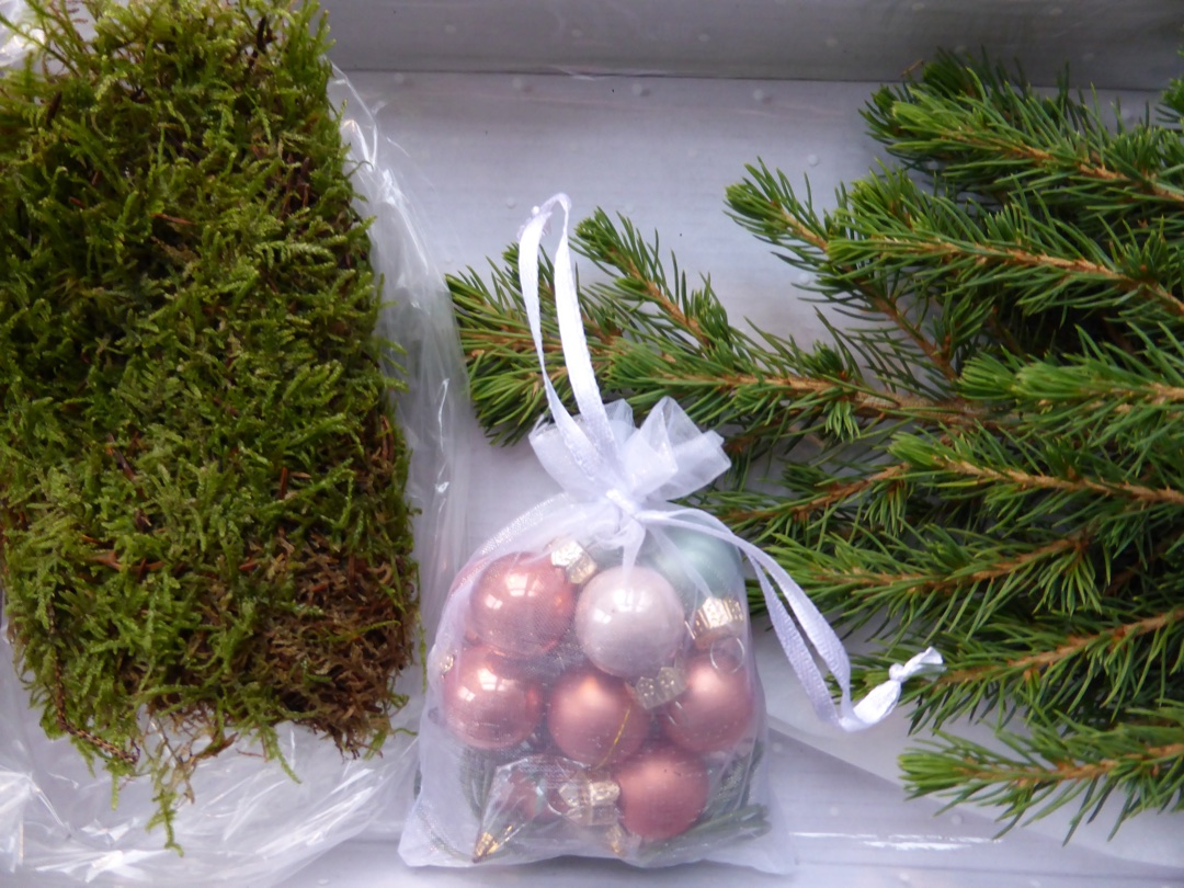 Christmas Tree Decorations In A Box -  in a box bloom and wild christmas tree decorations