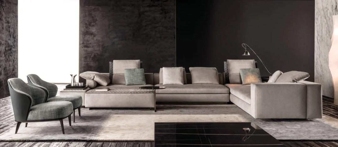 Sofa shapes explained