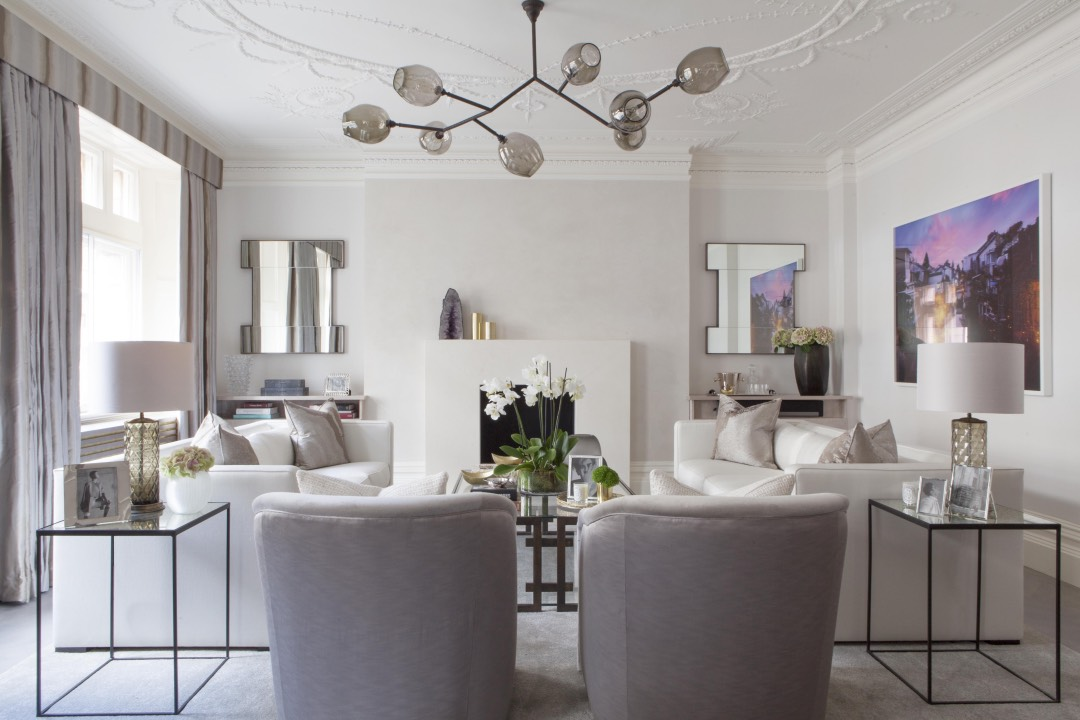 Amelia Carter Runs A Design Studio In London. She Creates Beautiful Bespoke  Interiors With An Emphasis On Durable Elegance. Youu0027ll Notice The Attention  To ...