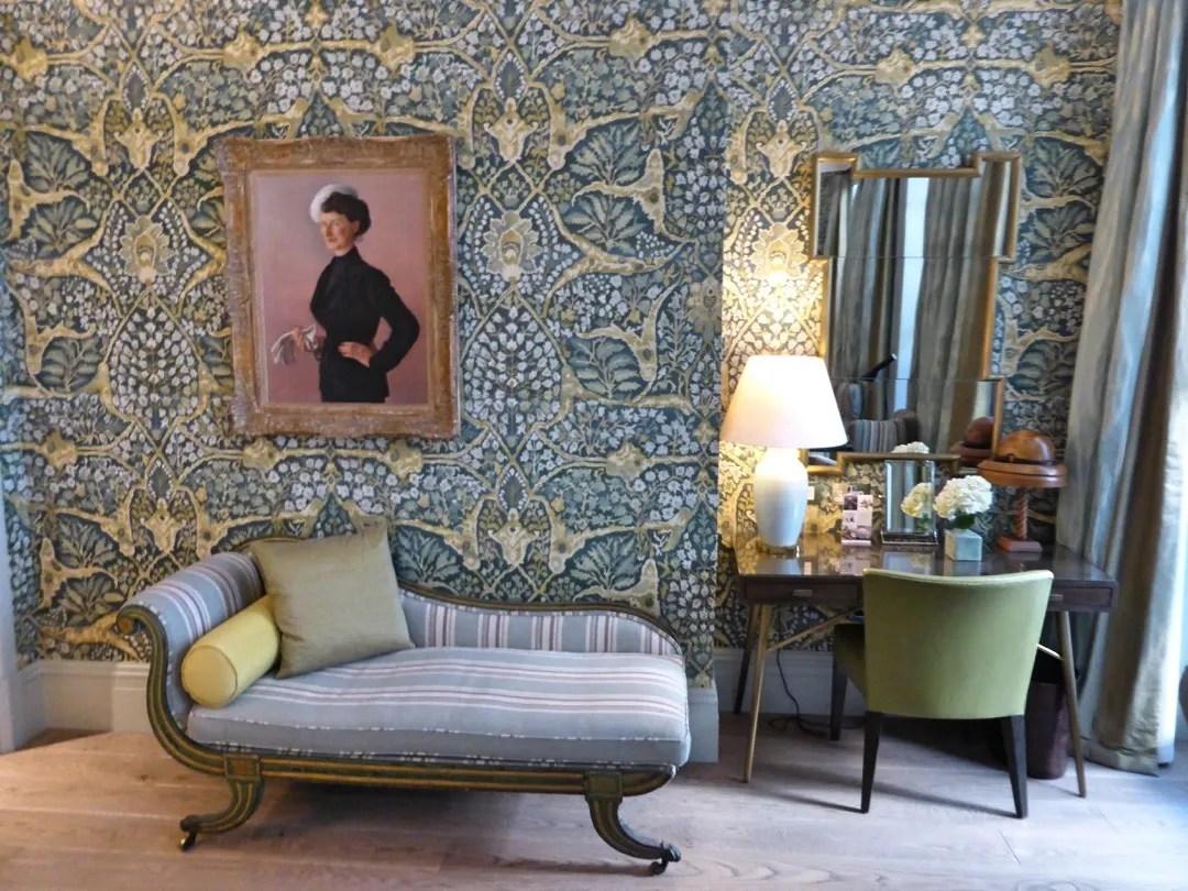 Kipling Suite Browns Hotel - 11
