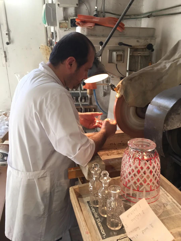 Locchi Glass Florence