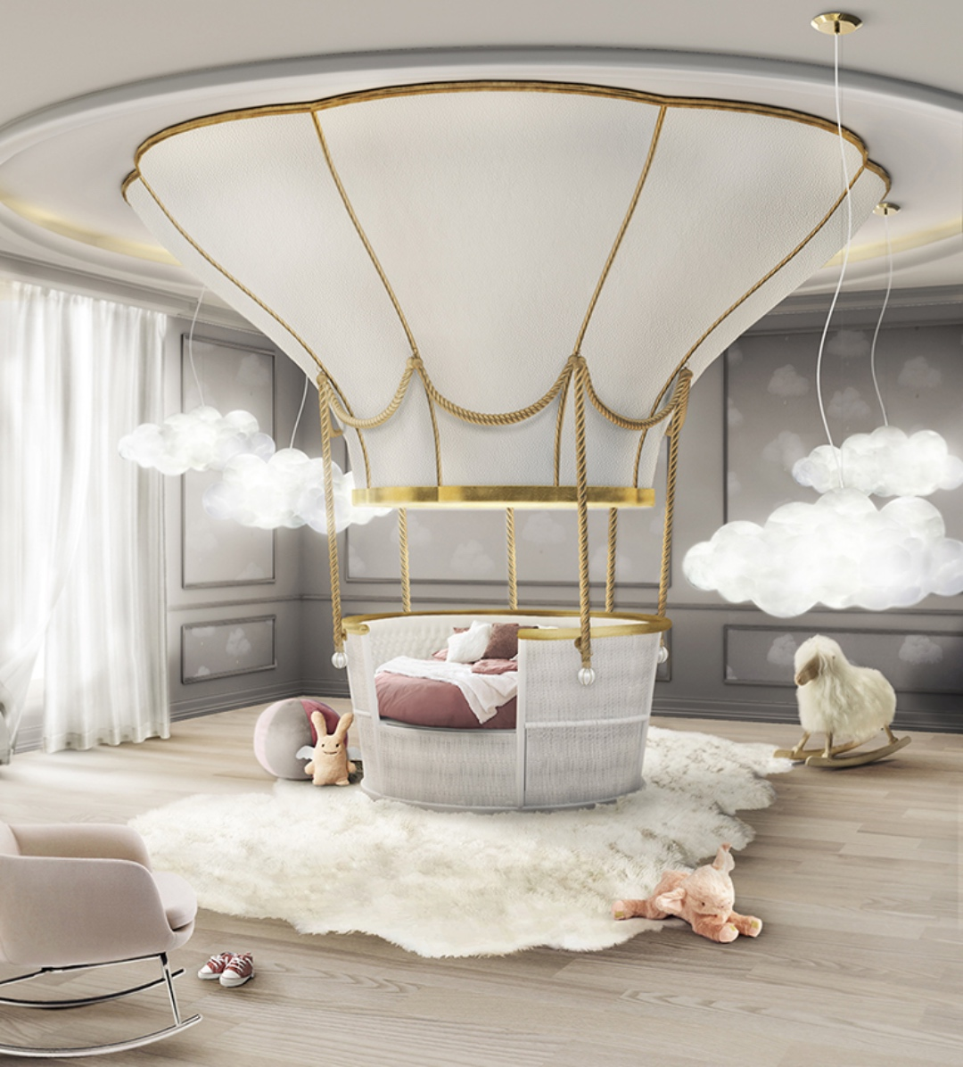 Circu magical furniture for children