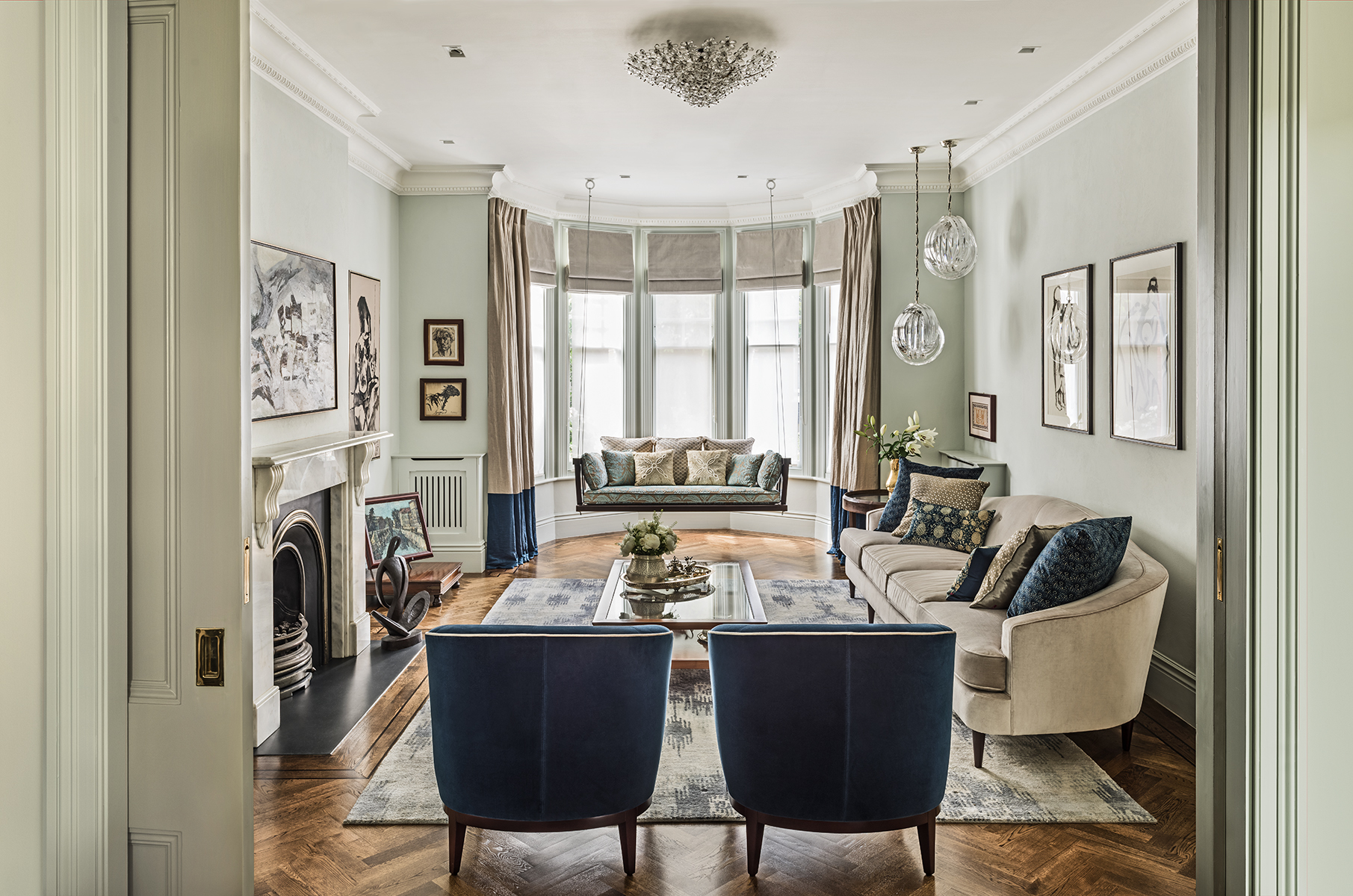 Top 12 interior design living room ideas from the best uk interior