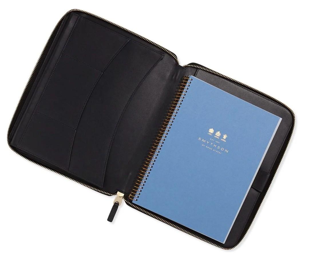 smythson-black-panama-a5-zip-folder-with-notebook