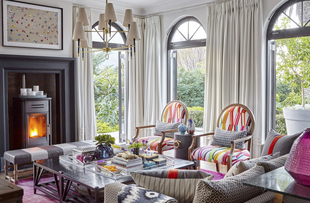 I was recently introduced to kim stephen and we met up last week in barnes to discuss interior design kims recent move to the uk and colour