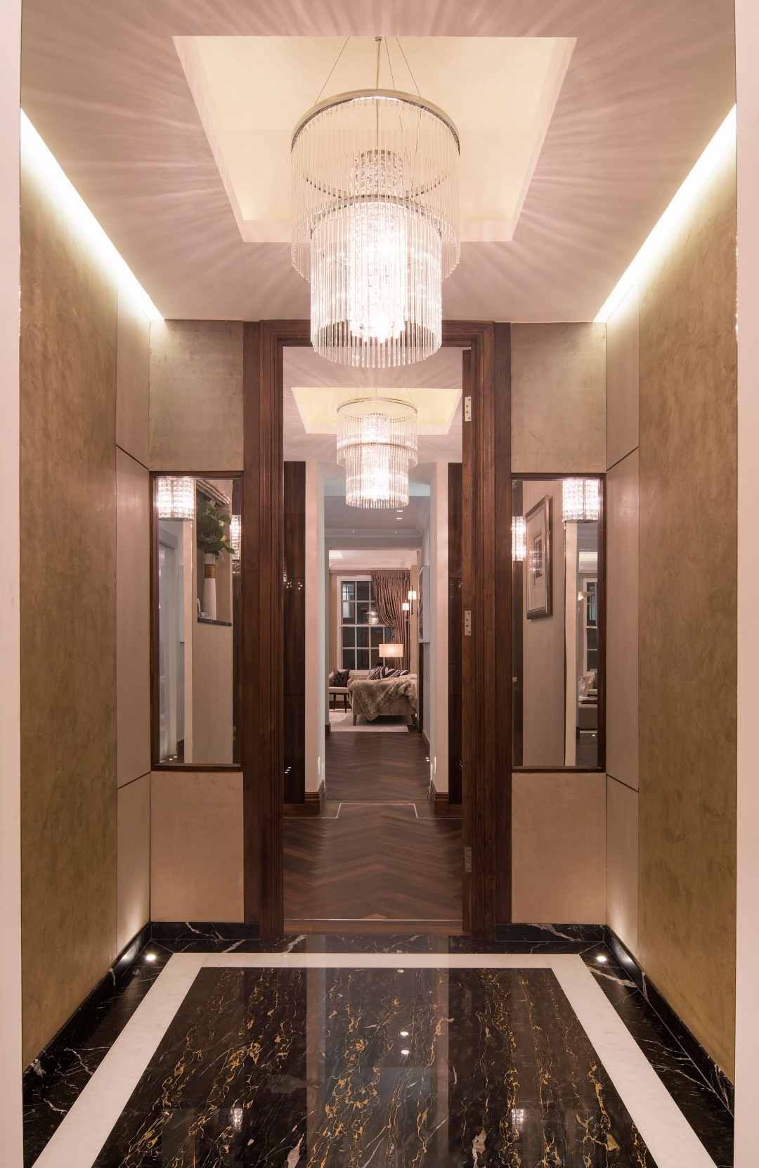 We have definitely seen a transition to a more classic luxurious look which  is not too heavy and complicated. There was a phase where ultra-minimalist  and ...