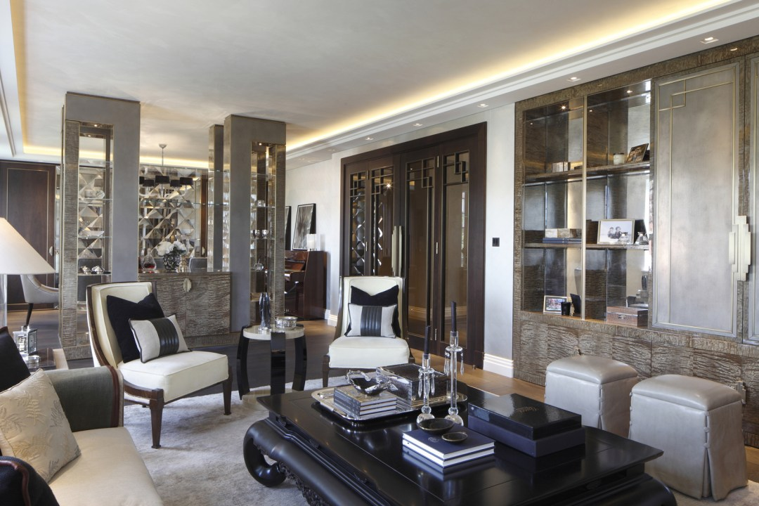 Casa Forma Drawing Room