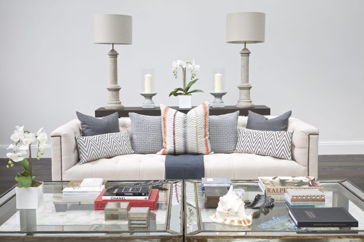 Interior Styling with one of London's top Stylists: EHG Home