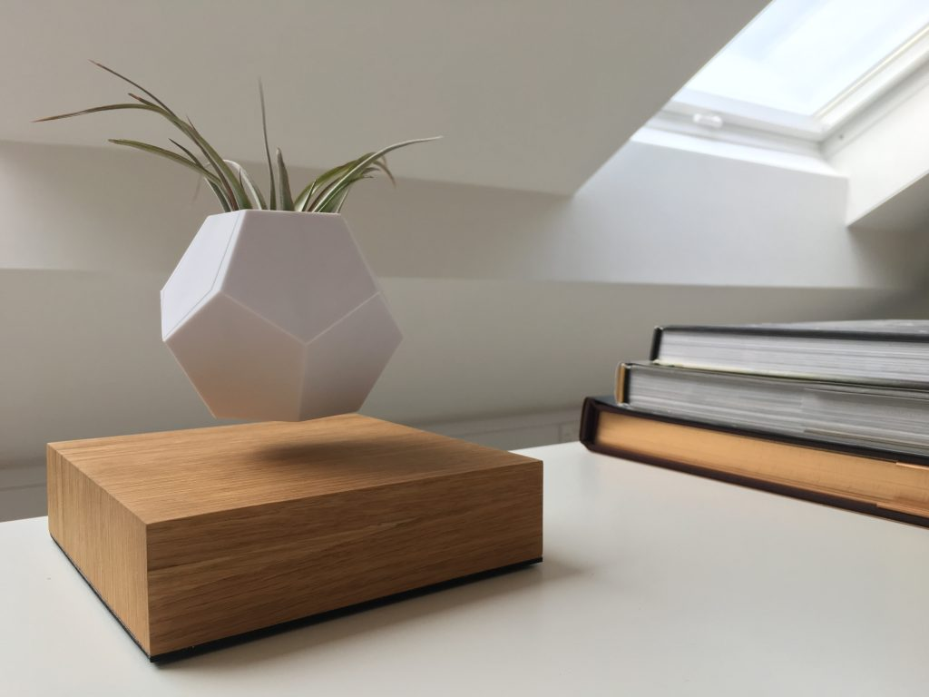 The Levitating Planter By FLYTE