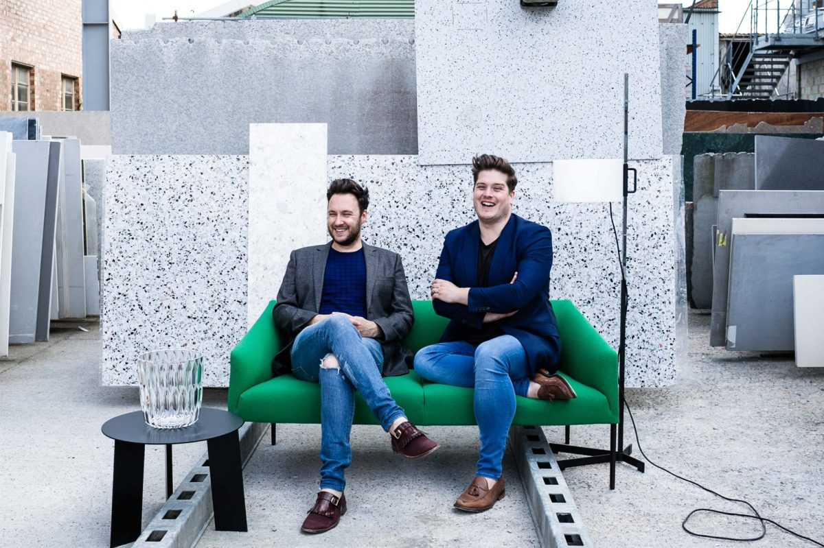 Growing an Approachable Interior Design Business, With Jordan Cluroe and Russell Whitehead of 2LG Studio
