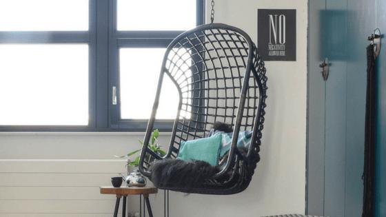 Rotan Hangstoel Wehkamp.Een Hangstoel In Huis De 5 Tofste Hangstoelen Interiortwin