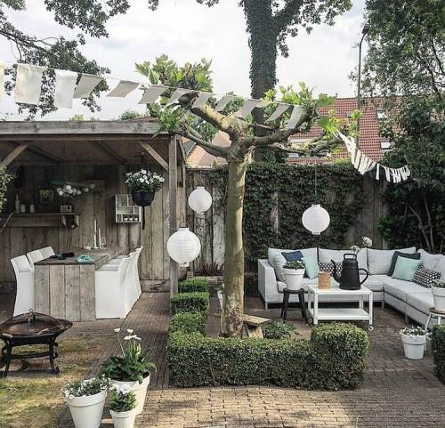 Huis en meer tuininspiratie