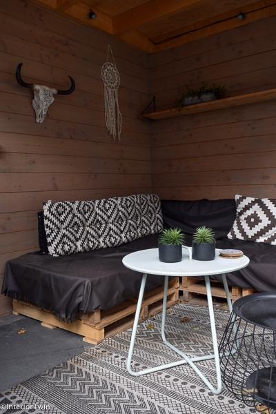 loungestoel winter