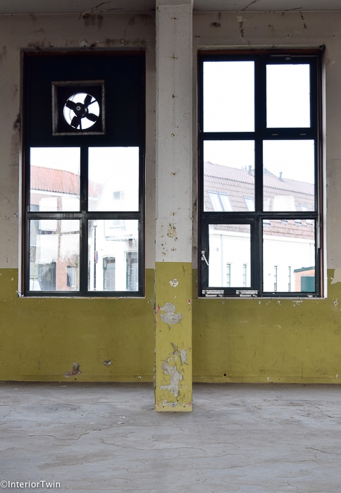 oude ramen fabriek