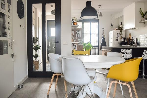 Ronde Tafel Scandinavisch Design.Trend Ronde Eettafel In Huis En Waarom Een Ronde Eettafel Zo Fijn Is