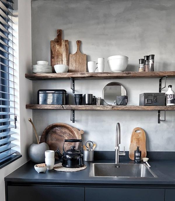 judith huizedop houten planken in keuken-1