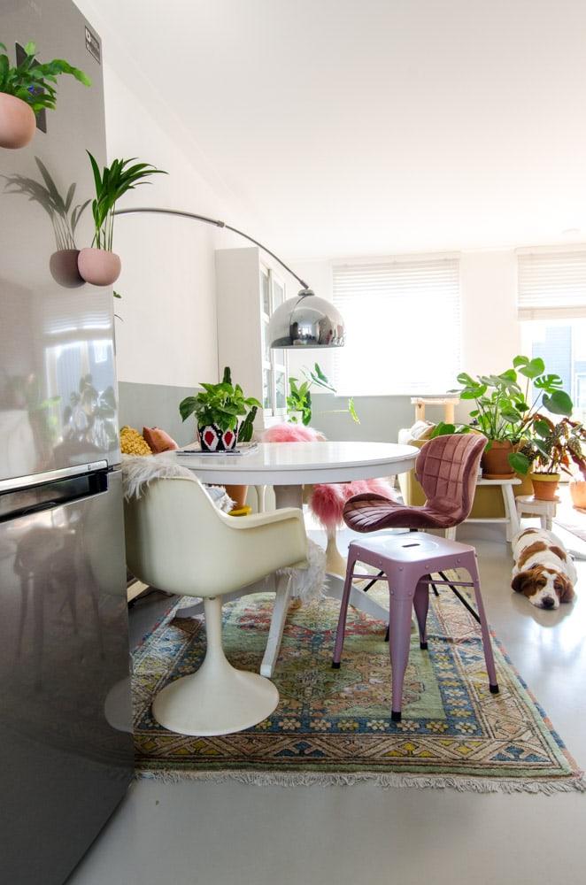 Mintgroen Accessoires Huis.Roze In Je Interieur Van Roze Muur Tot Roze Meubels In Huis