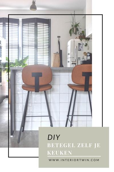 diy betegel zelf je keuken - zelf tegels zetten