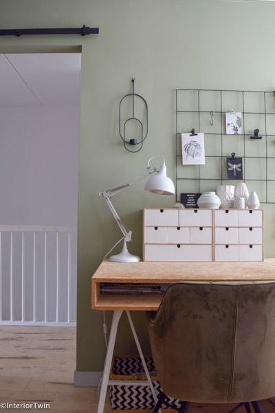 muurdecoratie ferm living tea light hanger