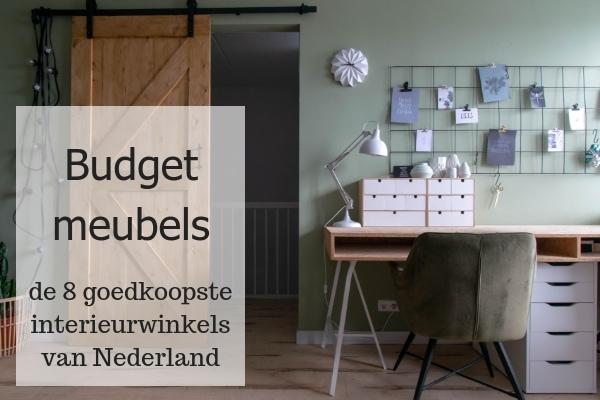 Budget woonwinkels: de 8 goedkoopste interieurwinkels van nederlandjpg