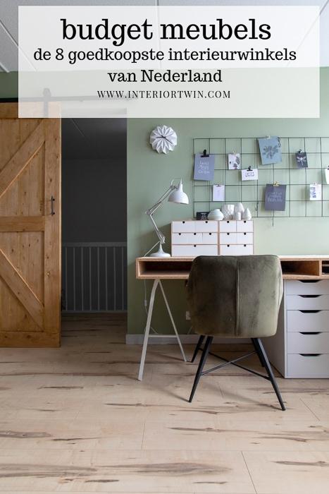 goedkope interieur en meubel winkels nederland online en offline