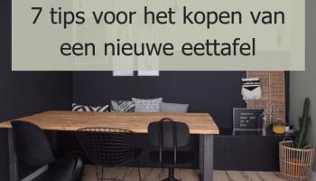 Ronde Eettafel Kleine Ruimte.Trend Ronde Eettafel In Huis En Waarom Een Ronde Eettafel Zo Fijn Is