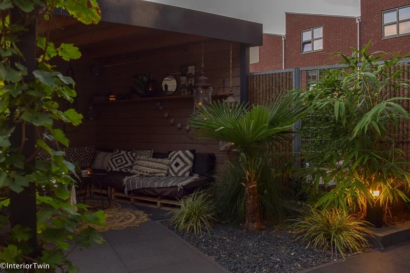 sfeerverlichting tuin