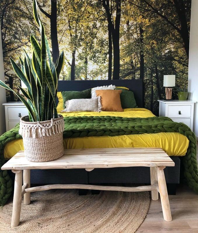 huisnummer74 gele slaapkamer