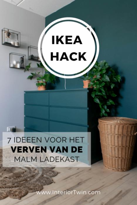 Ikea Hack 7 Ideeen Voor De Malm Ladekast Interiortwin