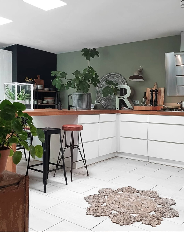 keuken @leukwonen