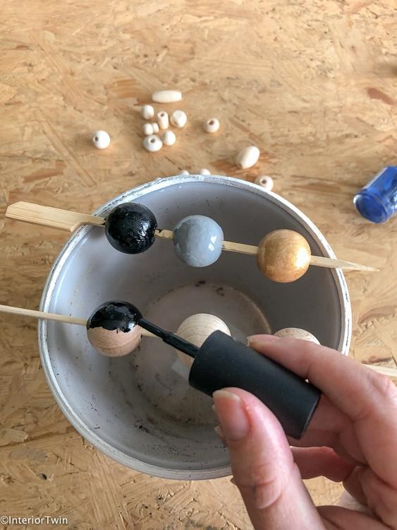 diy sleutelhanger met nagellak zelf maken