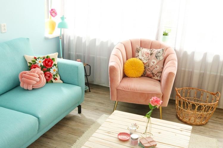 kleurrijk huis @vakervrolijk