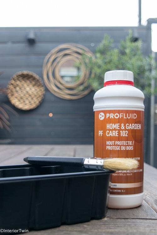 nano coating voor hout