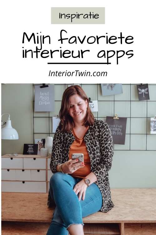 mijn favoriete interieur apps