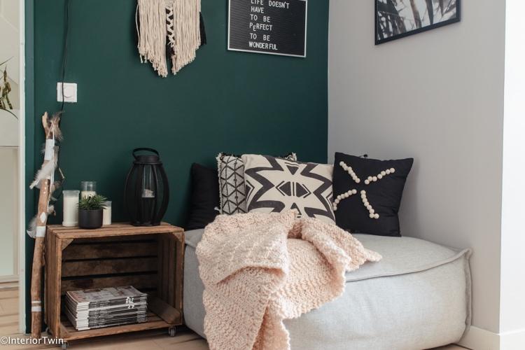 budget goedkoop plaid deken breien
