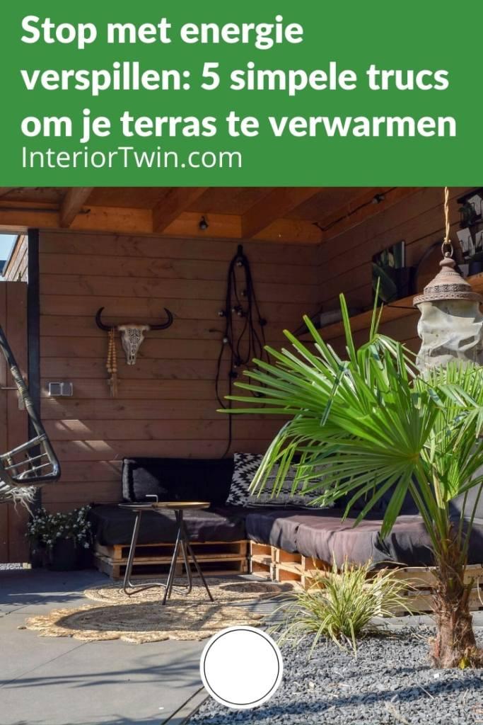 trucs om je tuin of terras duurzaam te verwarmen zonder energie te verspillen