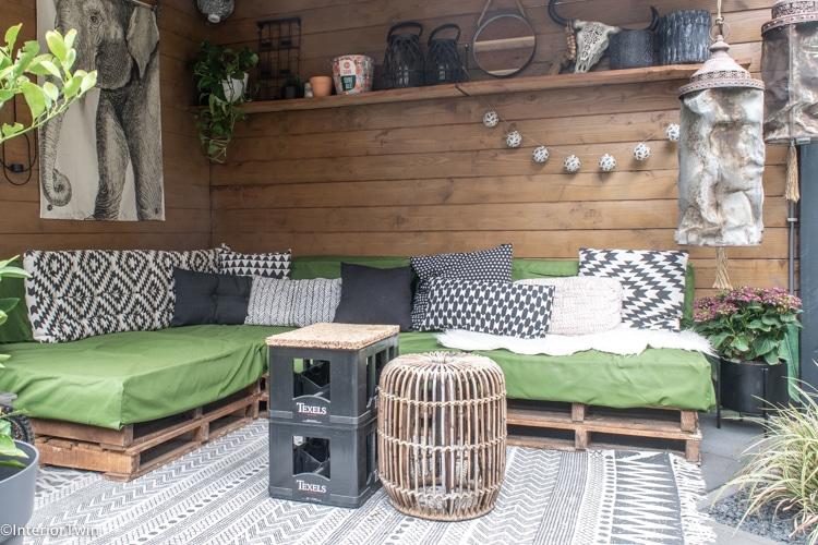 loungeset beschermen tegen regen