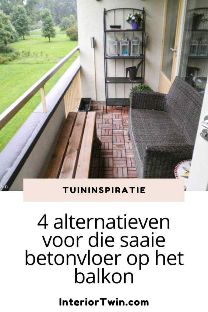 alternatieven betonvloer