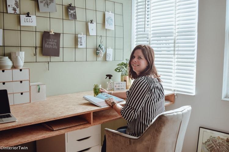 werken als interieurblogger