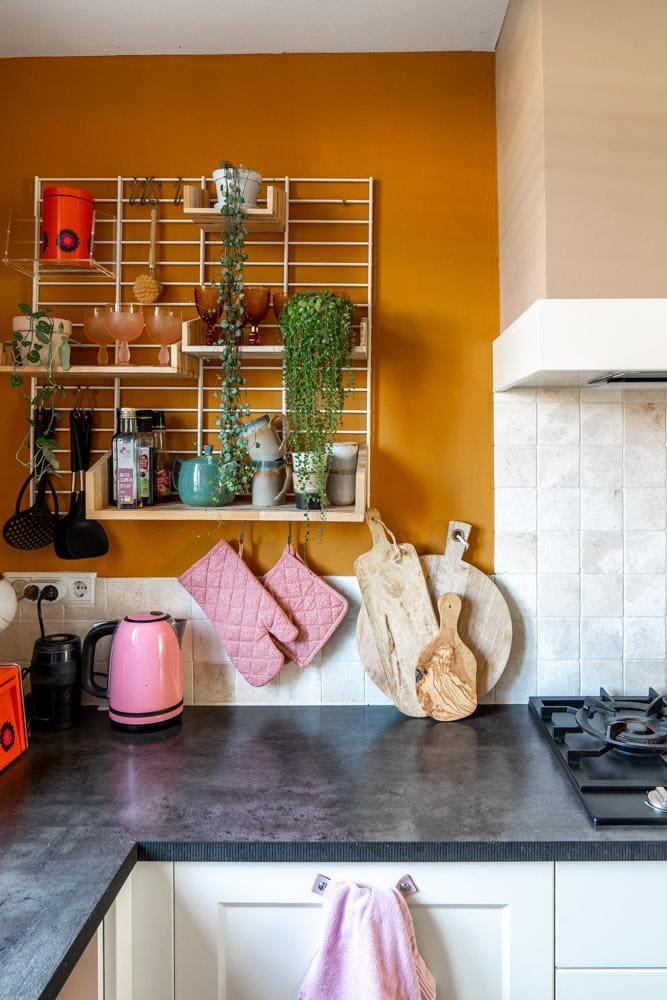 keukenplankjes styling
