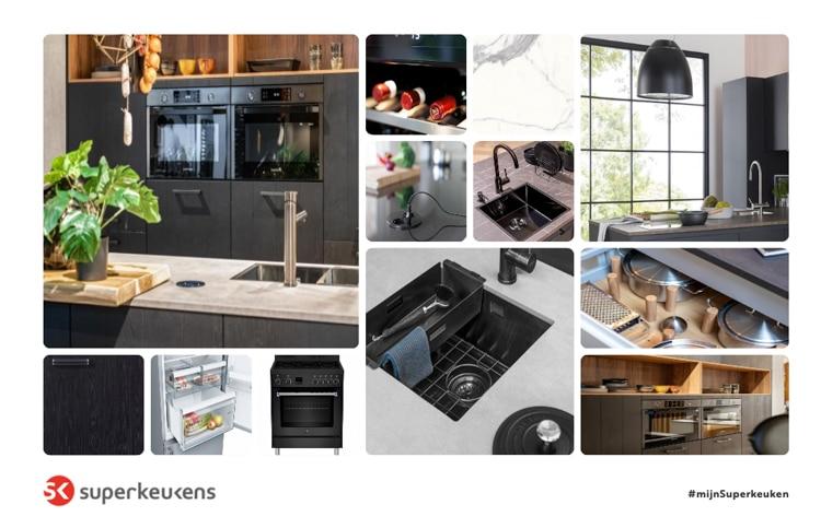 moodboard keuken superkeukens