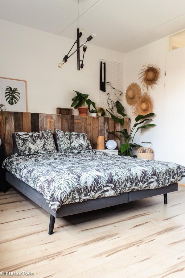 slaapkamer schoonmaken en opfrissen
