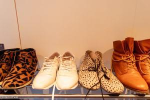 opbergsystemen schoenen tips voorbeelden