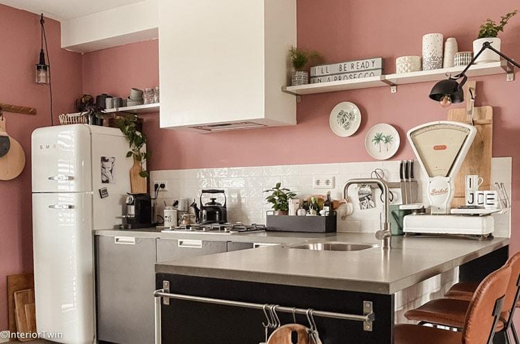 aanrecht keuken inrichten en indelen