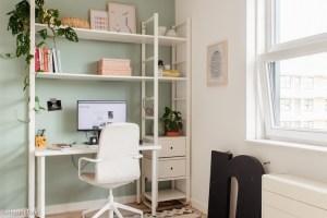 productief thuiswerkplek inrichten