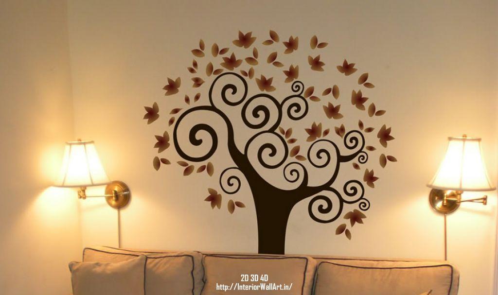 Interior Wall Art :: 2D 3D 4D Wall Art Painting Designs