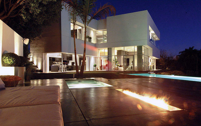 The Hollywood Dream House Interiorzine