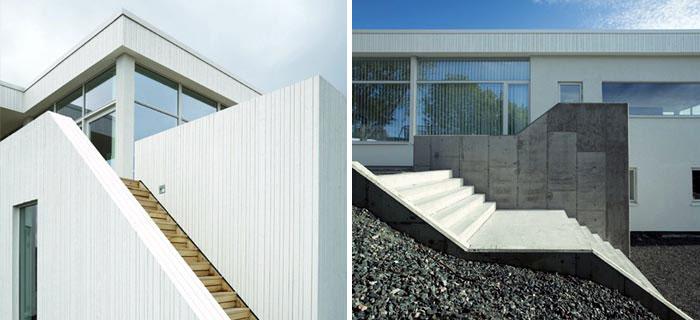 Modern House By Todd Saunders InteriorZine